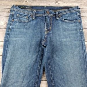 Citizens Of Humanity Low Waist Flare Ingrid Jeans